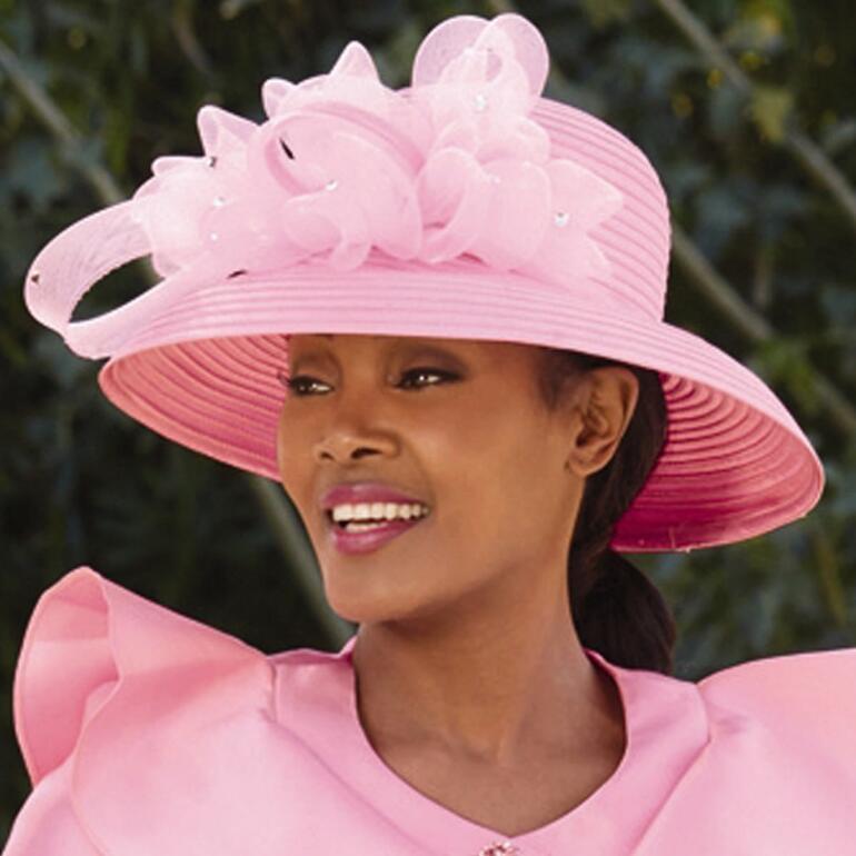 Full Fashion Church Hat by Lisa Rene
