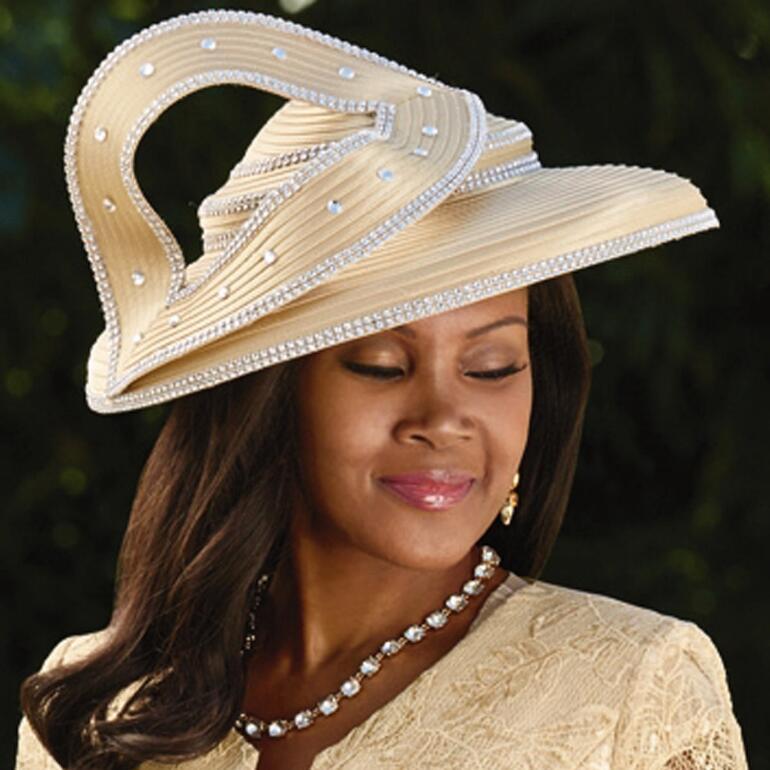 Grace Church Hat by EY Boutique
