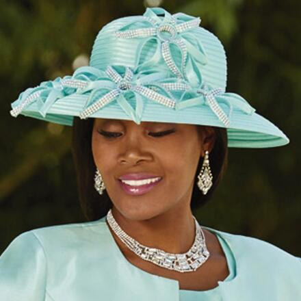 Lots of Style Church Hat by EY Boutique