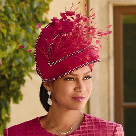 Distinction Church Hat by EY Signature