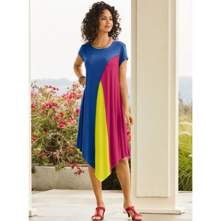 Layers of Color Flyaway Dress by Studio EY