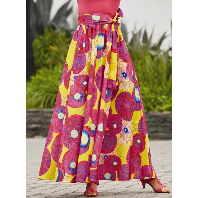 Circles of Kayla Maxi Skirt by Studio EY