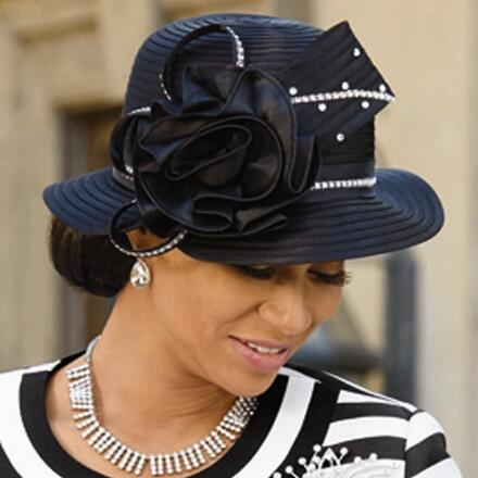 Spectacular Church Hat by EY Signature