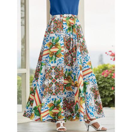 Garden Party Skirt by Studio EY