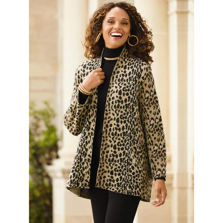 Swing Into Style Jacket by Anne French