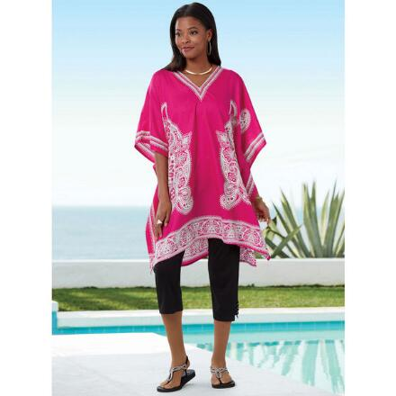 Microfiber Tunic Caftan XI by Studio EY