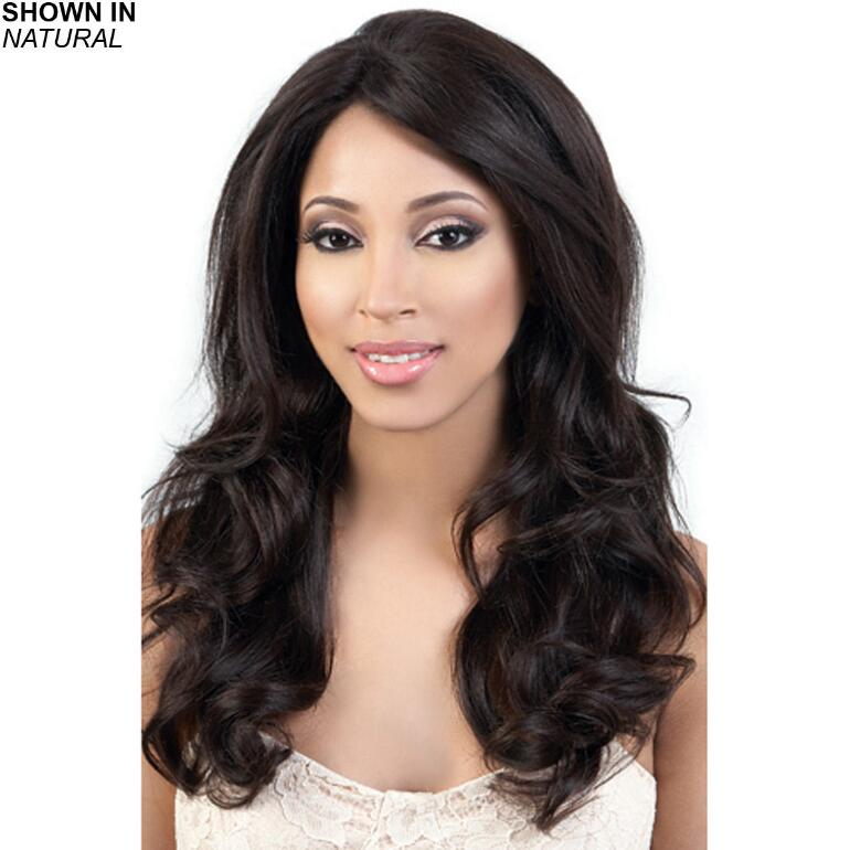 HBR-L.Jane Remy Human Hair Lace Front Wig by Motown Tress™