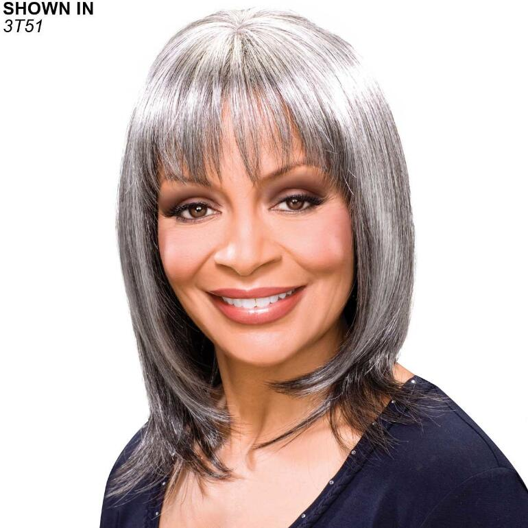 Sienna Hand-Tied Wig by Foxy Silver®