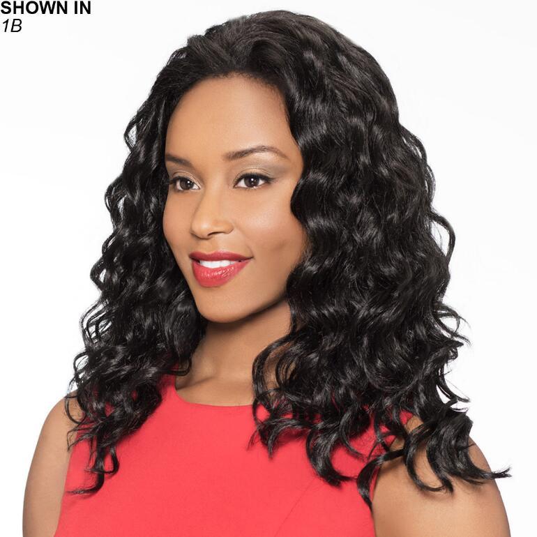 Luella Human Hair Blend Wig by Foxy Lady™