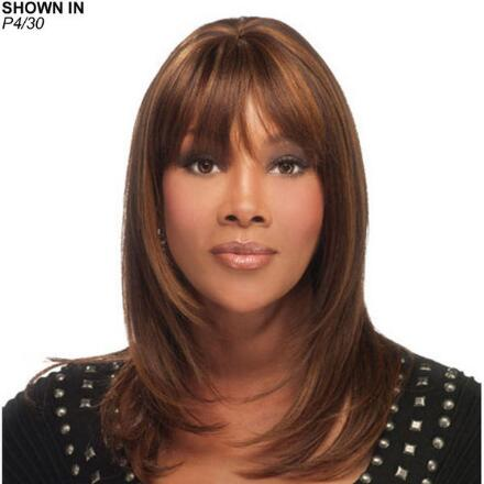 H-201 Human Hair Wig by Vivica Fox