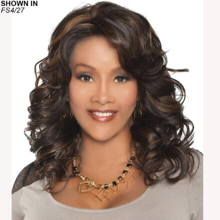 Goldie Lace Front Wig by Vivica Fox