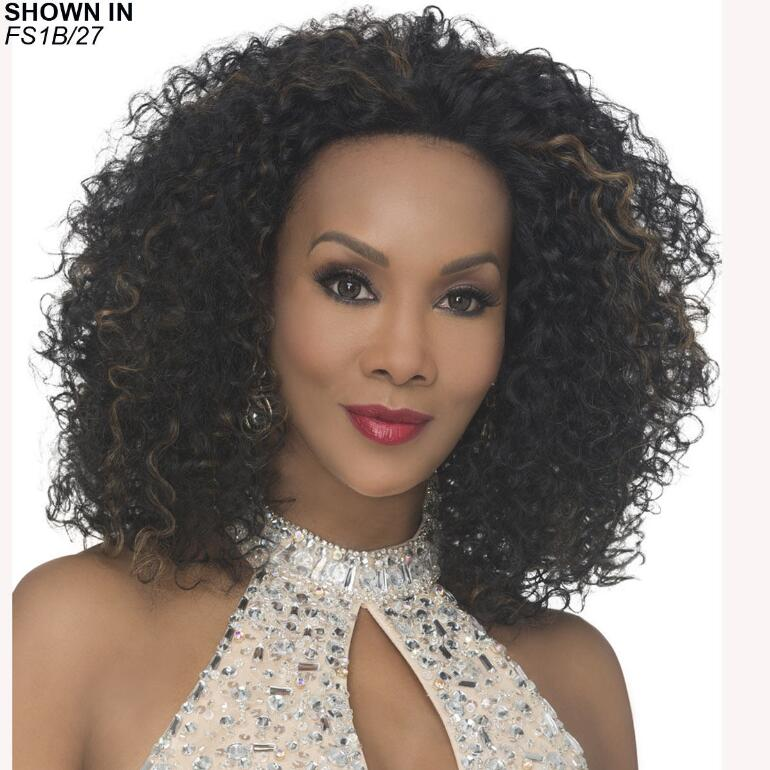Akron Lace-Front Wig by Vivica Fox