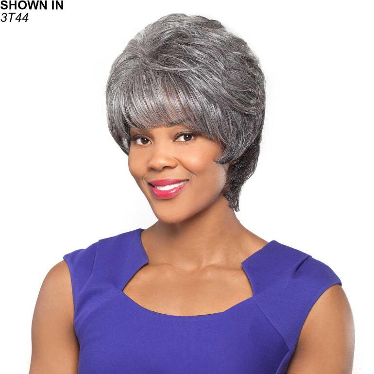 Francine Hand-Tied Wig by Foxy Silver®