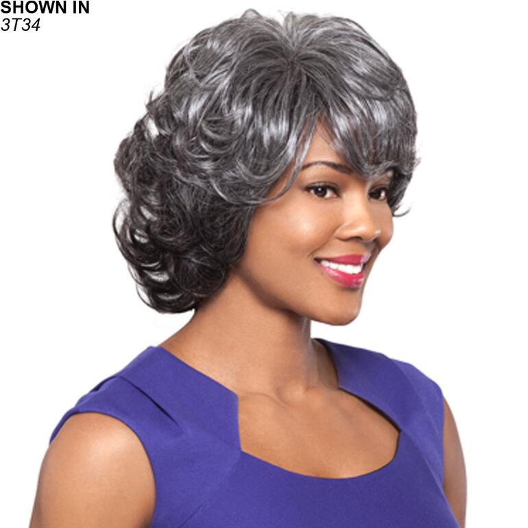 Germaine Hand-Tied Wig by Foxy Silver®