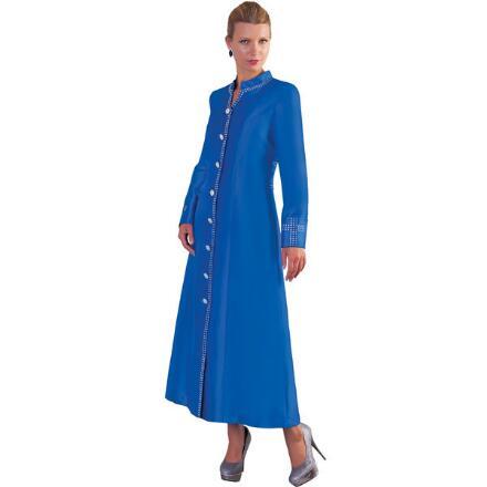 Pleated Choir Robe by Tally Taylor