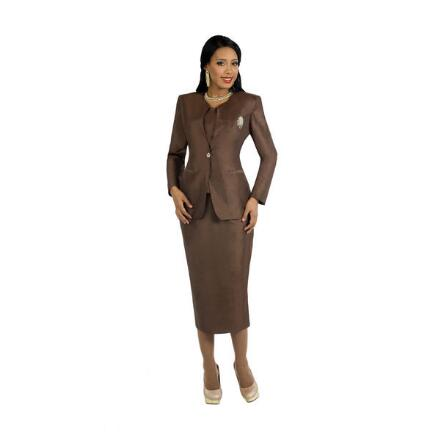Usher Skirt Suit by Tally Taylor