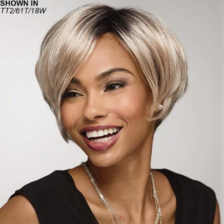 Betsy WhisperLite® Wig by Diahann Carroll®