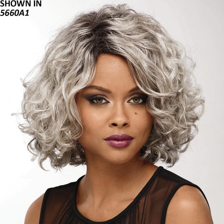 Naz WhisperLite® Wig by Donna Vinci Collection