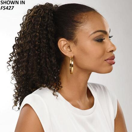 Houston Stretch-A-Comb Hair Piece by Especially Yours®