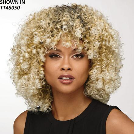 Sol WhisperLite® Wig by Diahann Carroll™