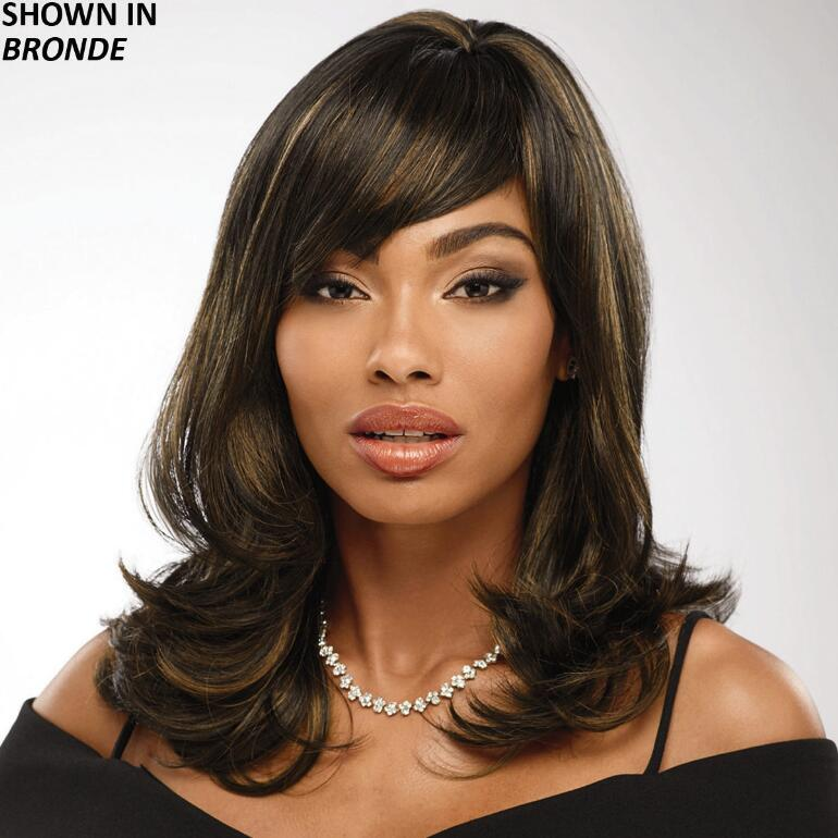 Danni WhisperLite® Wig by Donna Vinci Collection