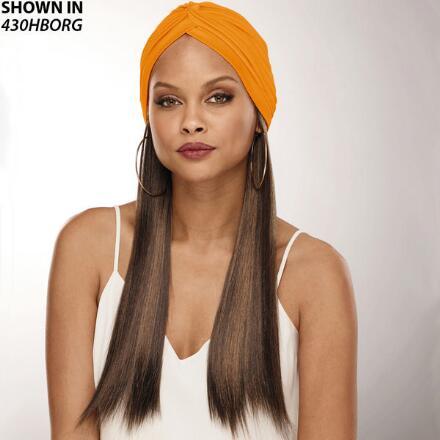 Eliza Turban Headband Hair Piece by Especially Yours®
