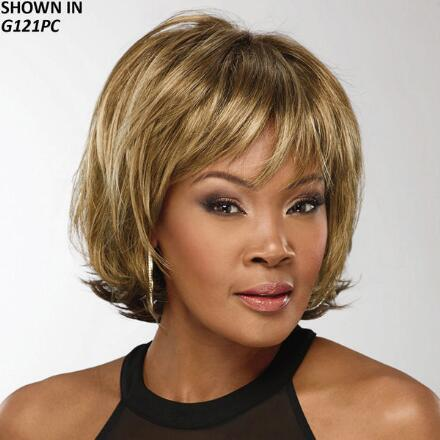 Mya WhisperLite® Wig by Donna Vinci Collection