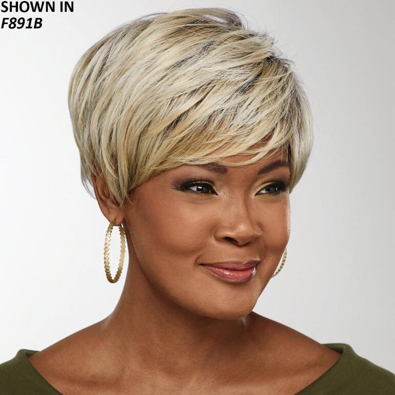 Adina WhisperLite® Wig by Diahann Carroll™