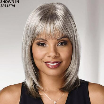 Cleo WhisperLite® Wig by Diahann Carroll™