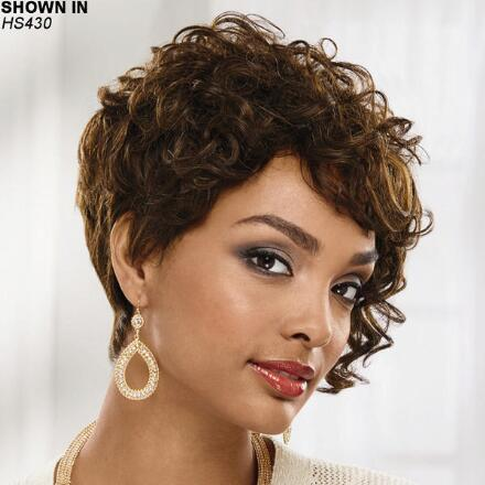 100 Real Human Hair Wigs For African American Women