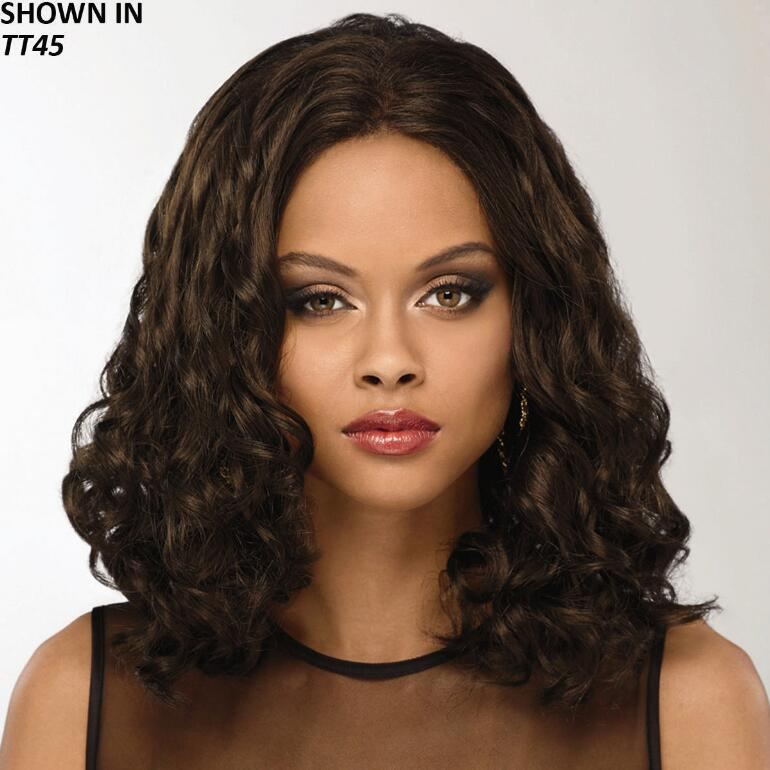 Neema Lace Front WhisperLite® Wig by Donna Vinci Collection