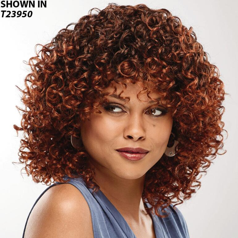 Lyon WhisperLite® Wig by Diahann Carroll™