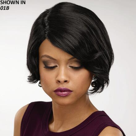 Anika Human Hair Wig by Diahann Carroll™