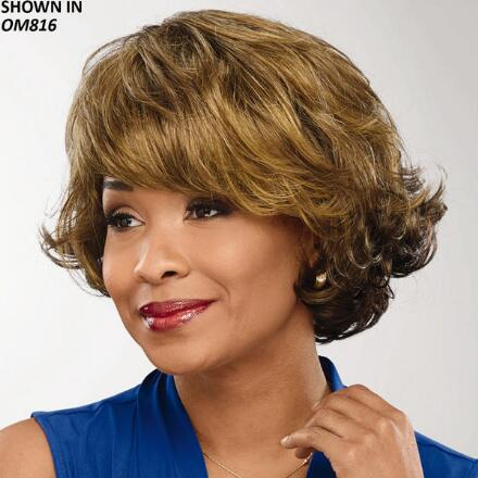Suzanne WhisperLite® Wig by Diahann Carroll™