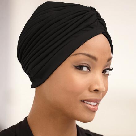 Pleated Turban