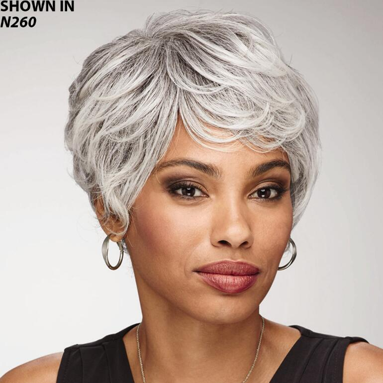 Luna Human Hair Blend Wig by Especially Yours®