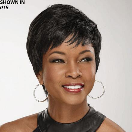 Short Pixie Cut Wigs for African American Women  c4ac0aabd