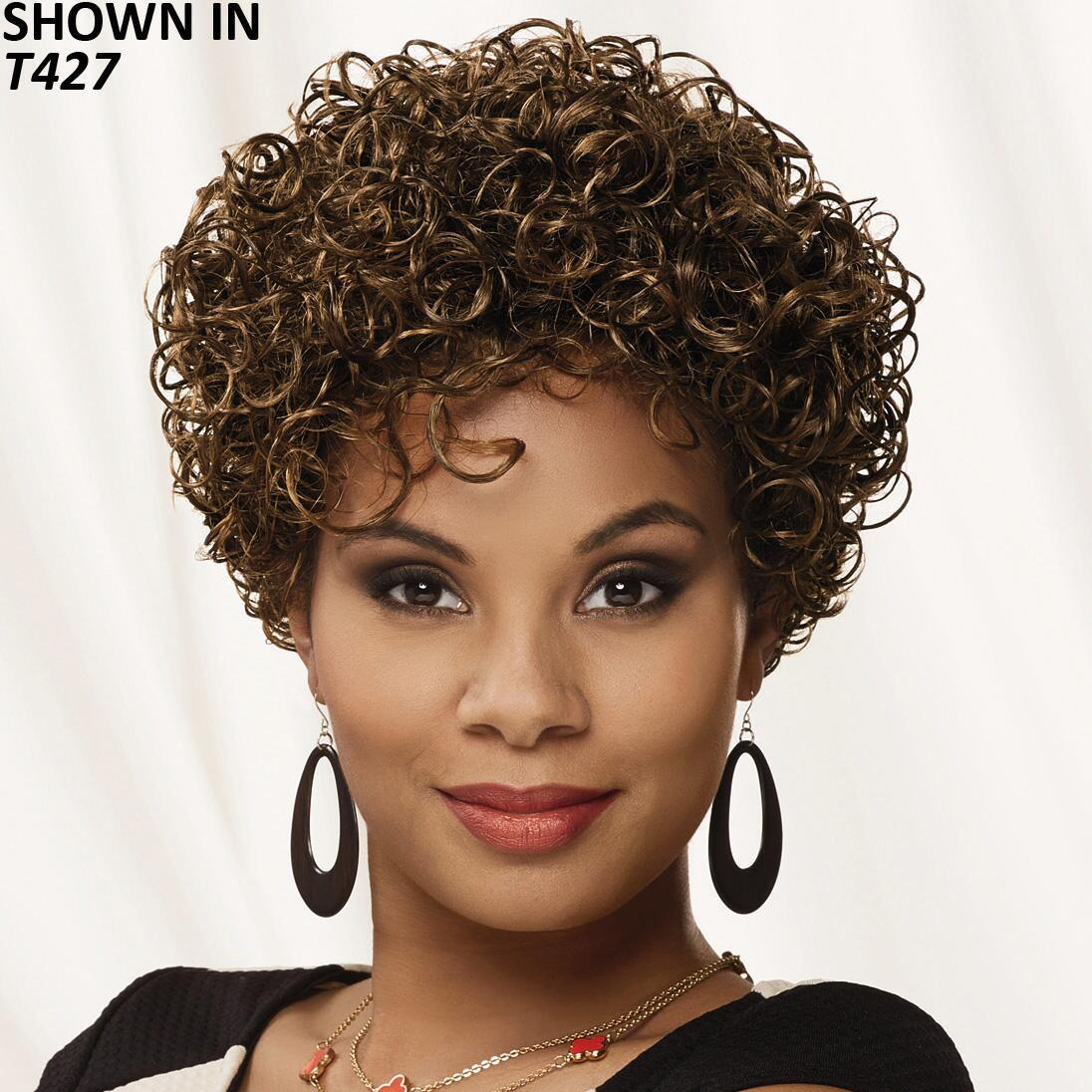 Kassidy Wig By Especially Yours Has Chic Curls Sheen