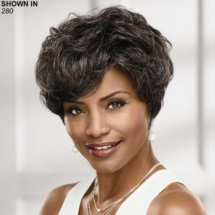 Grace WhisperLite® Wig by Diahann Carroll™